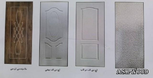 درب چوبی اچ دی اف